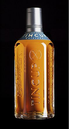 TINCUP Whiskey packa