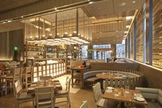 """08. Island Creek Oyster Bar in Boston, MA came away with a big """"Design Nirvana"""" rating on our Restaurant Guide!"""