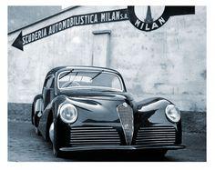 Alfa Romeo 2500 SS Bertone (1946)