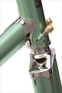 Paint Campionissimo - Ellis Cycles: custom hand built bicycles & racks