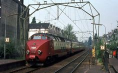 Europa Express, Station To Station, Diesel Locomotive, Bahn, Rotterdam, Locs, All Over The World, Belgium, Dutch