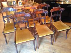 Chairs and Other Seating — Jennings & Rohn Antiques and MONTAGE