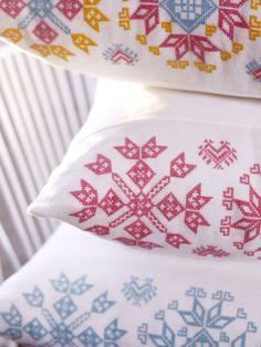 Korssöm Traditional Swedish Embroidery
