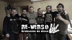 Así se grabó el disco de RE-VERSO con Iker Piedrafita