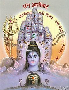 Blessings of Shiva (via Dolls of India) Shiva Parvati Images, Shiva Hindu, Shiva Art, Hindu Art, Hindu Deities, Krishna Art, Krishna Images, Lord Krishna, Lord Shiva Pics