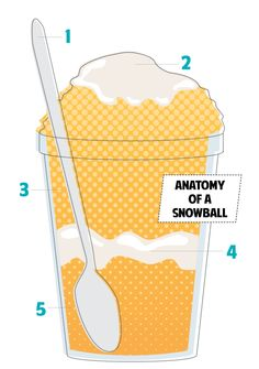 Play It Cool - A guide to Baltimore's favorite summer treat: the snowball