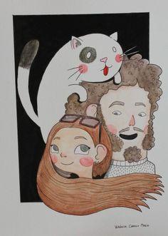 Dos y un gato