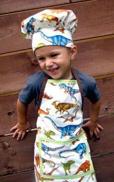 Boy bakewear
