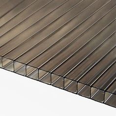 (http://www.polycarbonatestore.com/8mm-bronze-twinwall-polycarbonate-sheet/)
