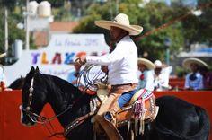 """COMIENZAN LAS CHARRERADAS EN """"TLAXCALA, LA FERIA 2015"""""""
