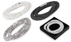 Groupon - Fino a 3 bracciali Crystal disponibili in vari colori da 4,99 € (fino a 90% di sconto). Prezzo deal Groupon: €4,99