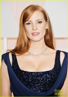 Jessica Chastain - Oscars 2015