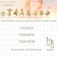 #lologiorge #presentedescolado #presentenatal #jóiainfantil #jóias #ouro18k #rodio #jóiamasculina www.lologiorge.com.br Ou peça por email heloisa@lologiorge.net
