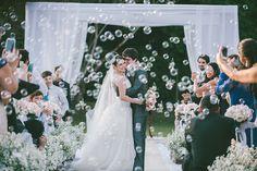 bolha de sabão casamento - Pesquisa Google