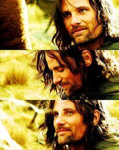 Aragorn. Look at that face!