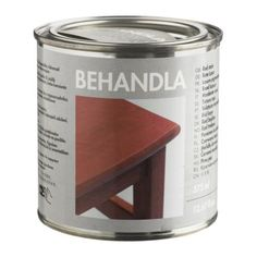 BEHANDLA Lazuur - -, rood - IKEA