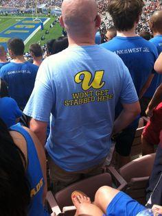 hahaha. #UCLA > #USC