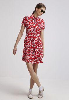 Dorothy Perkins POPPY - Skjortklänning - red - Zalando.se