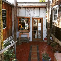 A whimsical shop tucked into the heart of downtown Julian. Julian California, Tiny House, Stuff To Do, Whimsical, House Styles, Heart, Vacations, Apple, Shopping