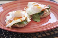 Ricotta breakfast sandwich from Macheesmo.  Now I want breakfast!