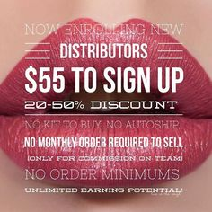 Join my team! https://www.facebook.com/groups/313661055665LipSense Distributor # 351172. Email: prettypoutyperfection@gmail.com. FB Group: Pretty Pouty Perfection.913/