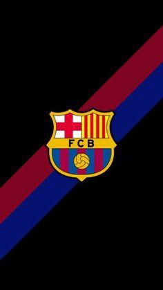 321. Barca - Shield and sash wallpaper
