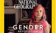 Cette fillette marque l'Histoire en couv de National Geographic