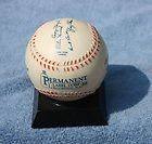 Original 1950s NY Yankees Autographed Baseball Piggy Bank MICKEY MANTLE - 1950's, Autographed, bank, Baseball, Mantle, Mickey, ORIGINAL, Piggy, Yankees