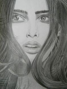 Front portrait by Rossafiamma