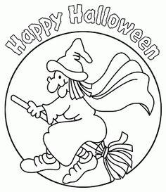 color the happy halloween halloween pinterest happy halloween