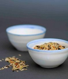 Ceramics by Kirsty Adams at Studiopottery.co.uk - 2012. Small bowls