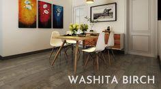 Opus Creek Washita Birch, Designed, Engineered, and Manufactured to Opus Floors Canada's specifications.   1-800-653-6177 www.opusfloors.ca Natural Wood Flooring, Personal And Professional Development, Engineered Hardwood, Birch, Floors, Engineering, Chair, Ferret, Furniture