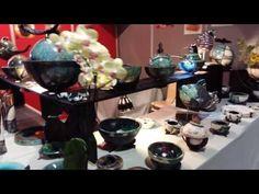 Vidéo de mon stand - Nathalie Lami - Céramiste Plasticienne : www.nathalielami.fr