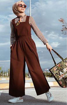 New fashion hijab outfits casual muslim - hijab outfit Modest Fashion Hijab, Modern Hijab Fashion, Hijab Fashion Inspiration, Muslim Fashion, Mode Inspiration, Fashion Outfits, Fashion Fashion, Fashion 1920s, Dress Fashion