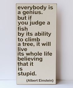 Look what I found on #zulily! 'Genius' Wall Sign #zulilyfinds