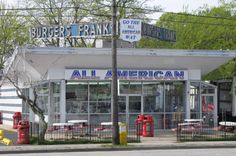 All American - a Massapequa institution.  Every trip home includes a visit for a double-double.