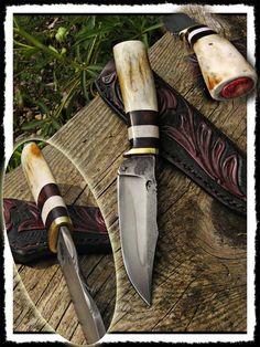 Couteaux d'inspiration -Scagel-