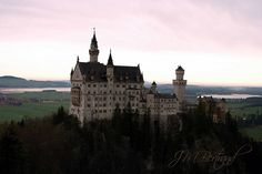 Neuschwanstein Castle, Germany. Loved this whole area!