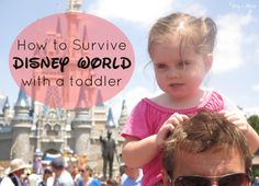 Trying to decide about taking your toddler to Disney World?? Do it!!! Here's a pin with plenty of tips on traveling and enjoying the Magic Kingdom with a toddler! A pin totally worth saving!