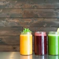 Our West Hollywood juice cleanse makes for a picture perfect set up, and there is no filter needed!