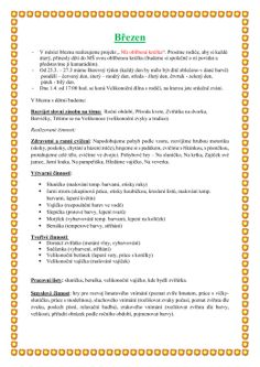 Březen Preschool, How To Plan, Education, Beer, Kid Garden, Nursery Rhymes, Educational Illustrations, Learning, Kindergarten