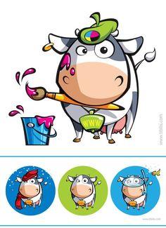 Mascot design   animhut