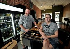 Bluegrass Kitchen 1600 Washington St E Offers A Bar With Plenty