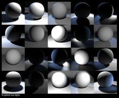 artist-refs - Posts tagged art exercises Digital Painting Tutorials, Digital Art Tutorial, Art Tutorials, Digital Paintings, Shadow Illustration, Train Drawing, Sphere Light, Concept Art Tutorial, Light Study