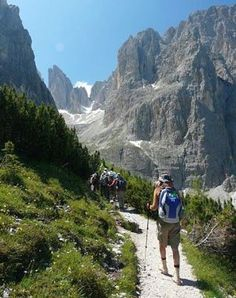 Beautiful Dolomites http://www.travelandtransitions.com/european-travel/