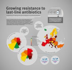 European antibiotic awareness day 2013: Infographics