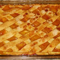 Old Fashioned Peach Cobbler...I make this all the time, its wonderful!
