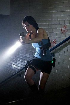 jill valentine in re 6