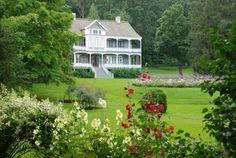 Domaine Joly-de-Lotbinière - Sainte-Croix - Lotbinière - Chaudière-Appalaches- Québec - Canada --- Dream place for wedding :)