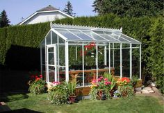 Greenhouses for sale, visit our website and check out our hobby greenhouse kits. Great selection of greenhouse kits for sale. Check out our greenhouses for sale. Visit our website to find out more or call or Lean To Greenhouse, Outdoor Greenhouse, Cheap Greenhouse, Portable Greenhouse, Greenhouse Plans, Greenhouse Gardening, Greenhouse Wedding, Pallet Greenhouse, Greenhouses For Sale